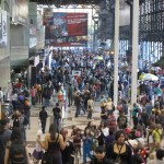 New York Comic Con: Look at the SIZE of you!