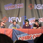 NYCC Robot Chicken Panel