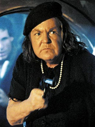 An icon from the 80s Anne Ramsey's scowls and brutal honesty delivered some of the biggest laughs